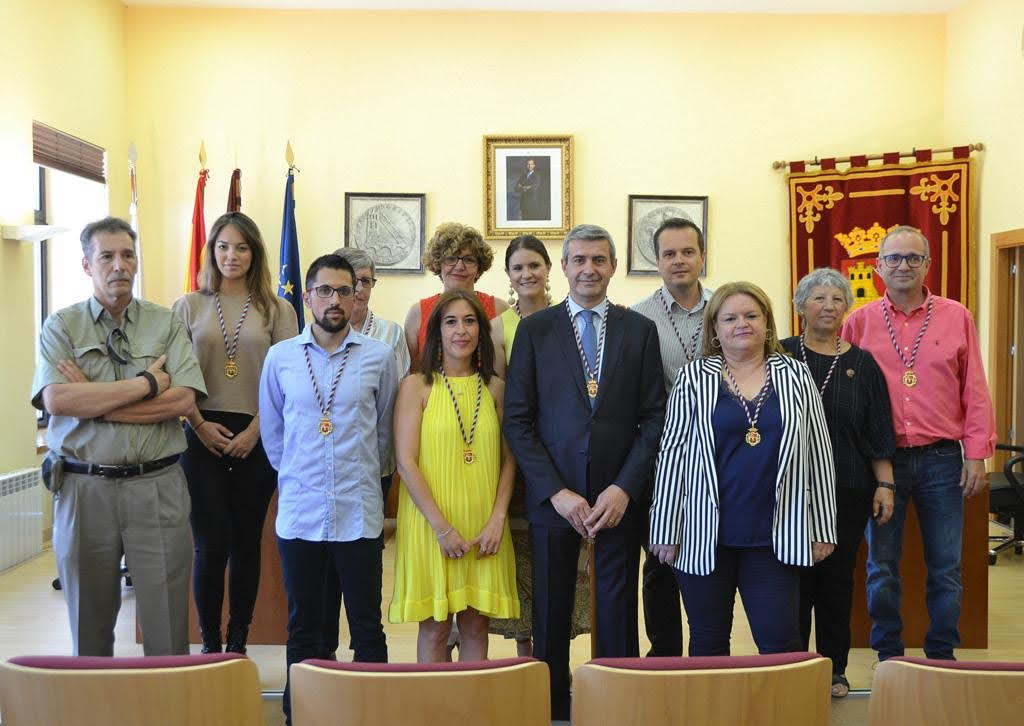 El Pleno - Ayuntamiento de Escalona