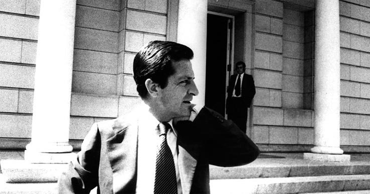 Escalona rinde homenaje al Presidente Suárez con tres días de luto oficial