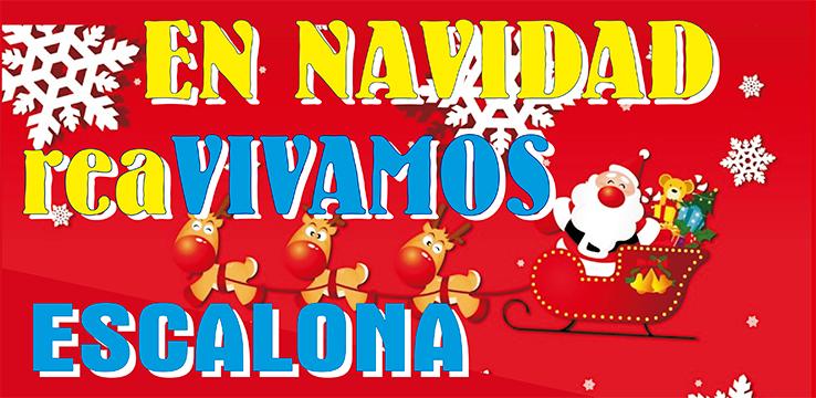 El Ayuntamiento de Escalona lanza una campaña para incentivar el comercio local de cara a las próximas fiestas navideñas