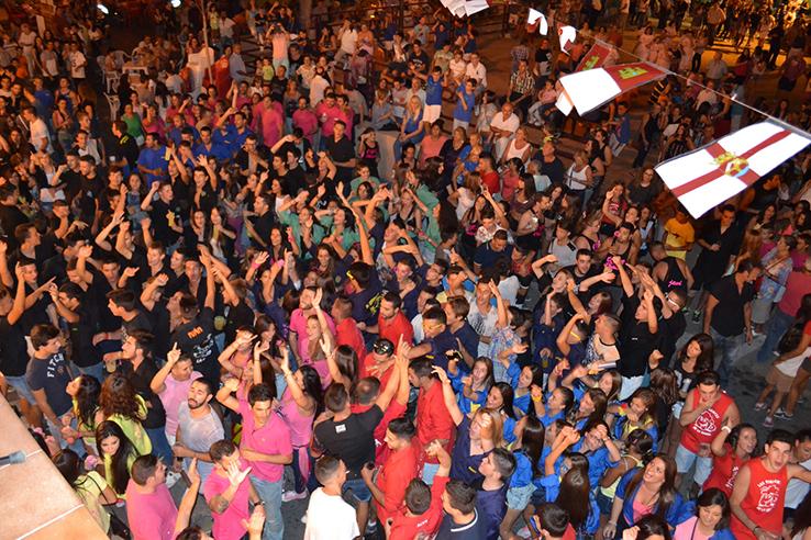 El próximo sábado 11 de Agosto, a las 13 horas reunión de peñas en la Casa Municipal de Cultura