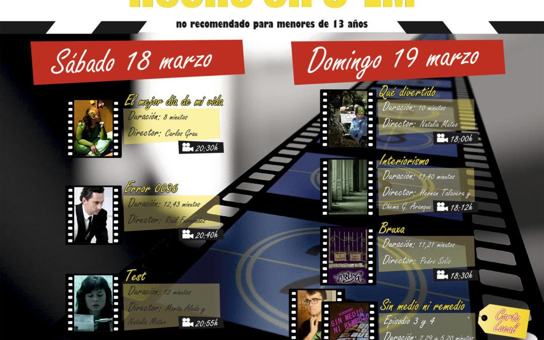 Ciclo de Cine organizado por el Ayuntamiento de Escalona