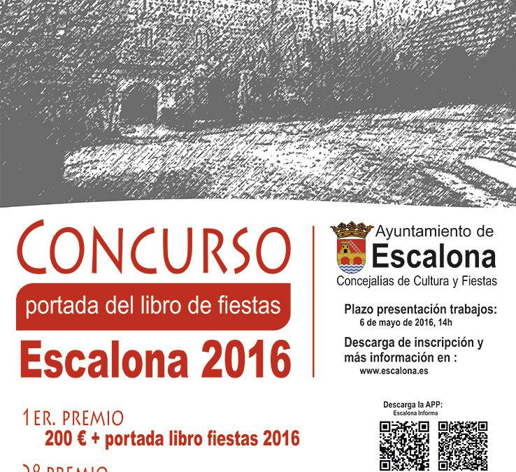 Concurso portada del libro de fiestas 2016