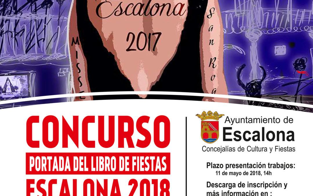 Concurso portada del libro de fiestas 2018
