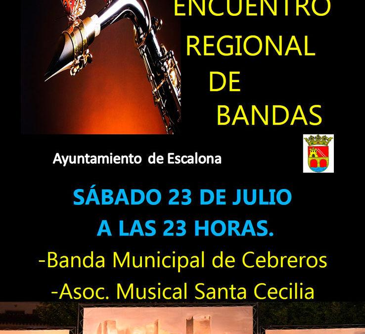 Encuentro Regional de Bandas