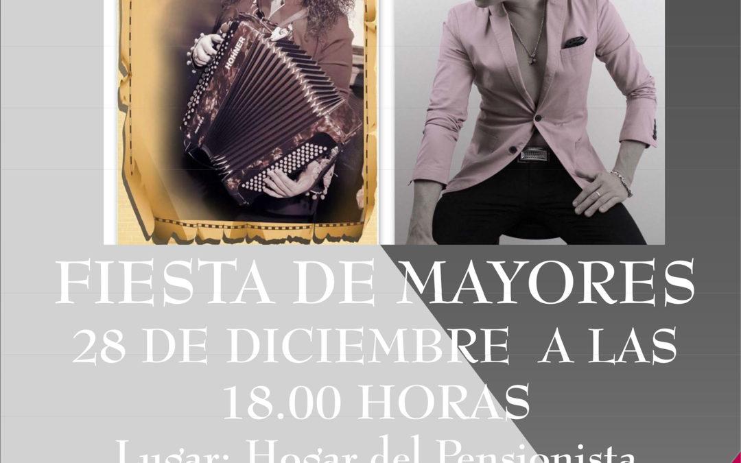 Fiesta Mayores