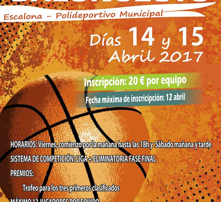 III Torneo de Baloncesto