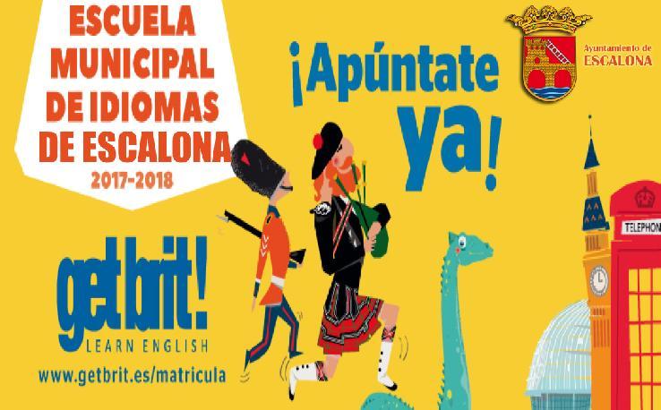 Escuela Municipal de Idiomas 2017-2018