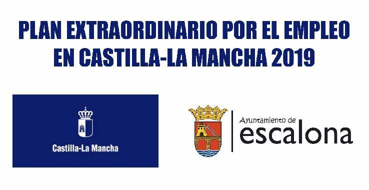 Plan Extraordinario por el Empleo en Castilla-La Mancha 2019: Lista provisional de admitidos y excluidos