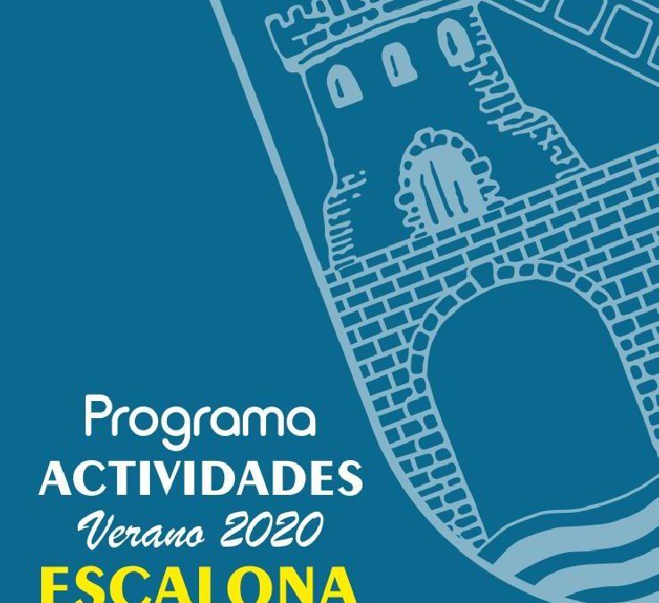 Programa de Actividades Verano 2020
