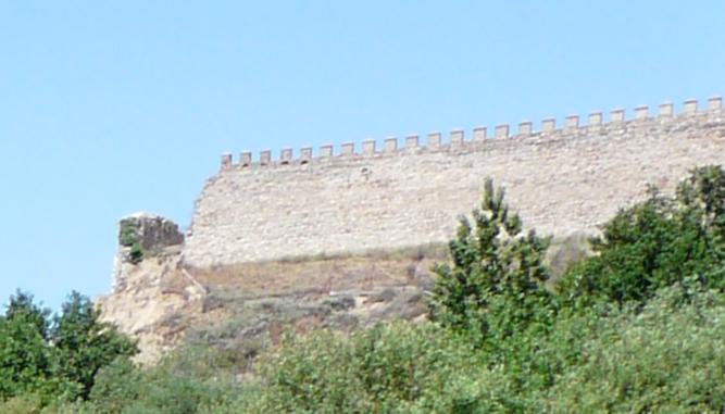 El Ayuntamiento de Escalona iluminará, con una subvención europea, el primer tramo de nuestras murallas medievales