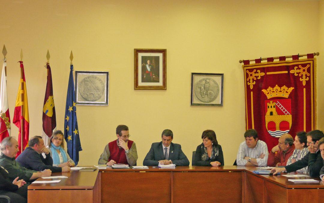 El Pleno del Ayuntamiento aprueba, por unanimidad, la cesión de los terrenos donde se construirá el nuevo Centro de Salud
