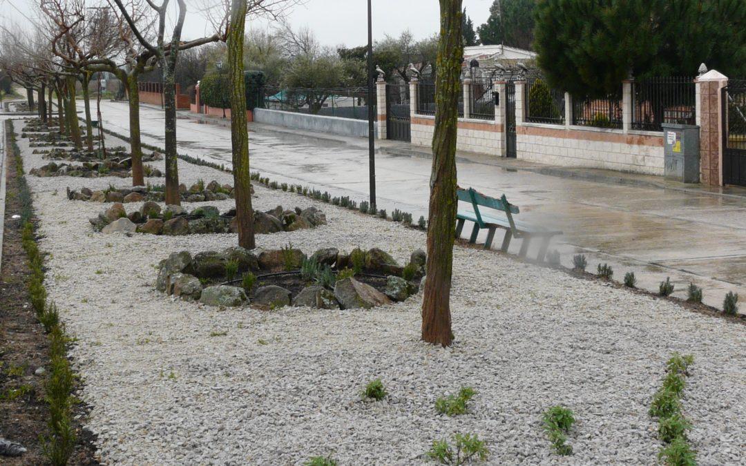 Este viernes, 5 de marzo, el Ayuntamiento inaugurará el nuevo parque de la Avenida de la Mora