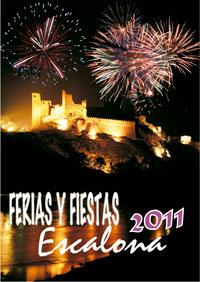 Programa de Ferias y Fiestas Verano 2011 - Ayuntamiento de Escalona
