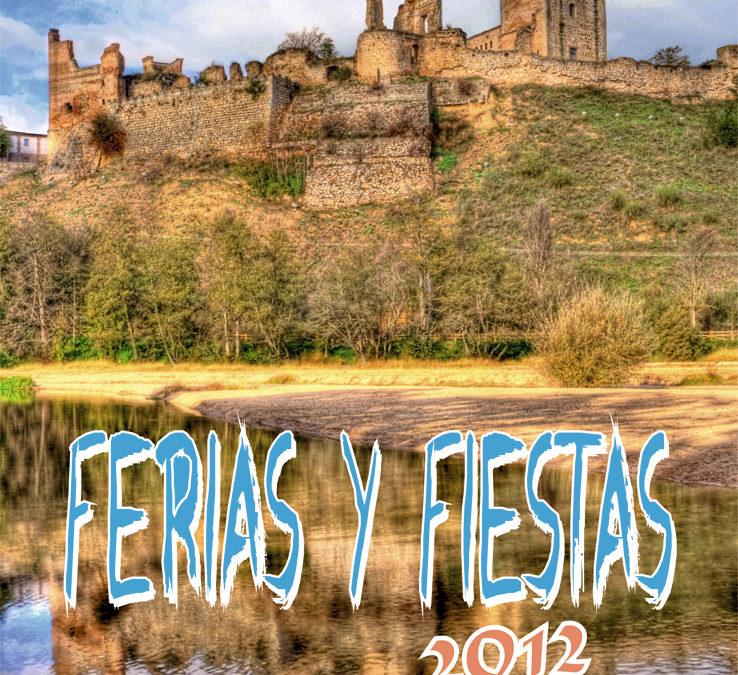 El Ayuntamiento de Escalona presenta el libro de las Ferias y fiestas 2012