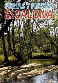 Programa de Ferias y Fiestas Verano 2013 - Ayuntamiento de Escalona