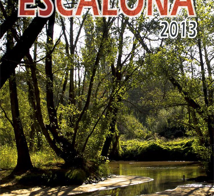 El Ayuntamiento de Escalona presenta el libro de las Ferias y fiestas 2013, con una programación diversa y de calidad