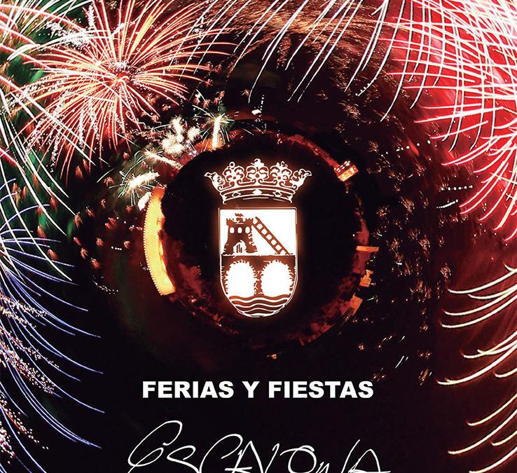 El Ayuntamiento de Escalona presenta el libro de las Ferias y Fiestas 2016 con una amplia programación, divertida, diversa, novedosa, de calidad y que convierte un año más a nuestro pueblo en el referente comarcal en estas fechas