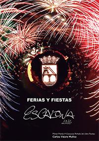Programa de Ferias y Fiestas Verano 2016 - Ayuntamiento de Escalona