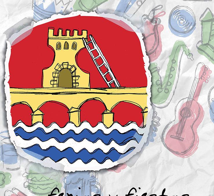 Un año más, las Ferias y Fiestas 2019, convierten a nuestro municipio en referencia comarcal, con una programación amplia, cultural, divertida, diversa, con actividades muy novedosas y de gran calidad