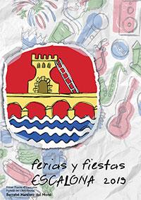 Programa de Ferias y Fiestas Verano 2019 - Ayuntamiento de Escalona