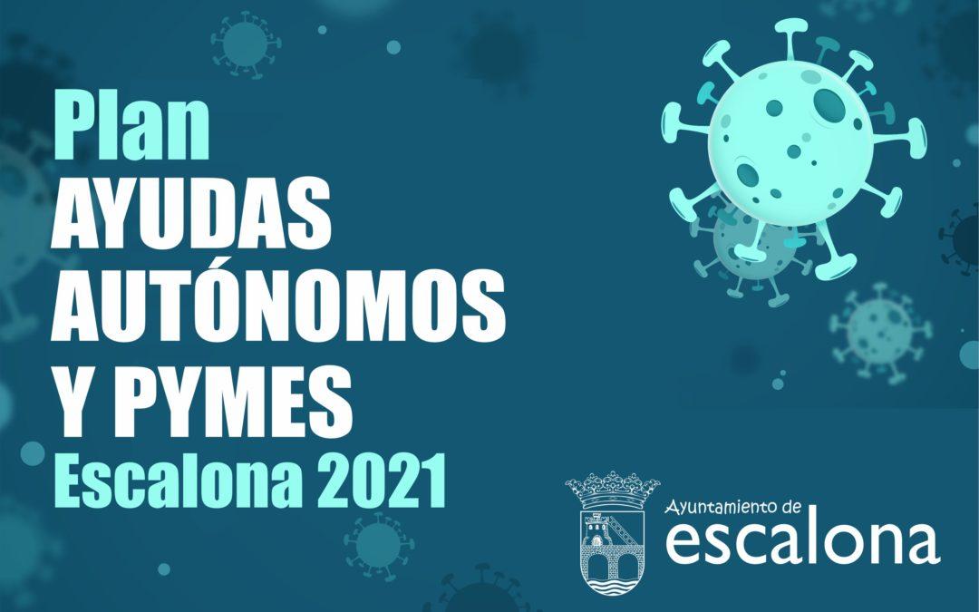 El Ayuntamiento de Escalona aprueba ayudas para autónomos y empresas afectados por la COVID-19