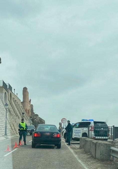 Gran operación de la Guardia Civil en Escalona contra la ocupación ilegal y la delincuencia